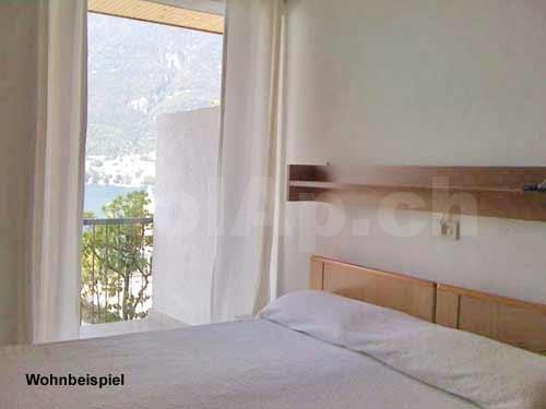 HolAp - Ferienwohnungen, Ferienhäuser im Tessin, Ascona, Locarno, Minusio, Orselina, Brione S.Minusio, Valle Maggia, Valle Verzasca, Gambarogno -  - H22020-164_camera