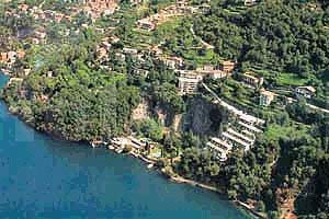 HolAp - Ferienwohnungen, Ferienhäuser im Tessin, Ascona, Locarno, Minusio, Orselina, Brione S.Minusio, Valle Maggia, Valle Verzasca, Gambarogno -  - H22020-164_vistaaerea