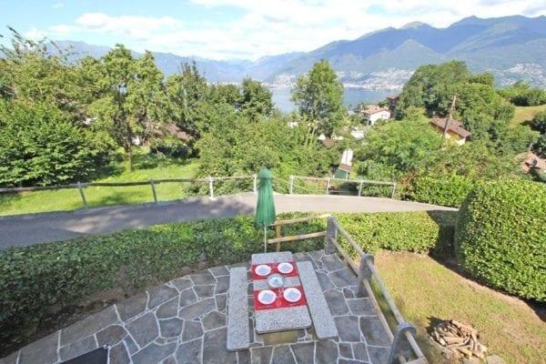 HolAp - Ferienwohnungen, Ferienhäuser im Tessin, Ascona, Locarno, Minusio, Orselina, Brione S.Minusio, Valle Maggia, Valle Verzasca, Gambarogno -  - H6573-66_vista1P