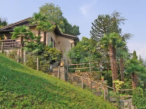 HolAp - Ferienwohnungen, Ferienhäuser im Tessin, Ascona, Locarno, Minusio, Orselina, Brione S.Minusio, Valle Maggia, Valle Verzasca, Gambarogno -  - H6575-60_casa