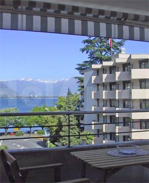 HolAp - Ferienwohnungen, Ferienhäuser im Tessin, Ascona, Locarno, Minusio, Orselina, Brione S.Minusio, Valle Maggia, Valle Verzasca, Gambarogno -  - H6600-133_vista