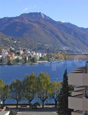 HolAp - Ferienwohnungen, Ferienhäuser im Tessin, Ascona, Locarno, Minusio, Orselina, Brione S.Minusio, Valle Maggia, Valle Verzasca, Gambarogno -  - H6600-335_vista