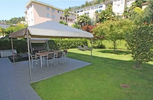 HolAp - Ferienwohnungen, Ferienhäuser im Tessin, Ascona, Locarno, Minusio, Orselina, Brione S.Minusio, Valle Maggia, Valle Verzasca, Gambarogno -  - H6600-405_terrazza
