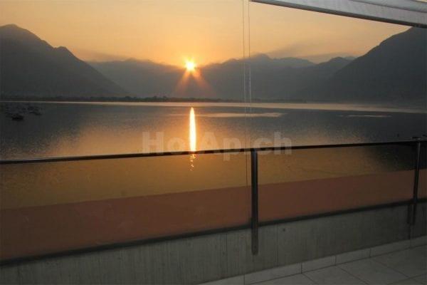HolAp - Ferienwohnungen, Ferienhäuser im Tessin, Ascona, Locarno, Minusio, Orselina, Brione S.Minusio, Valle Maggia, Valle Verzasca, Gambarogno - H6600-458_sole_mattina.jpg