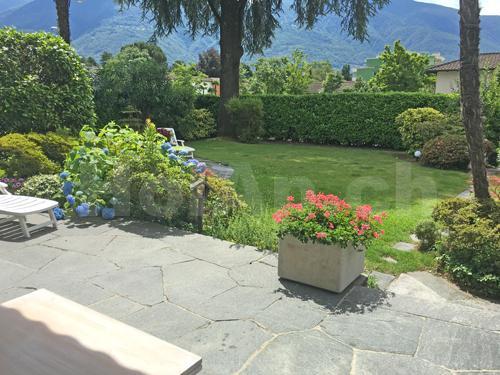 HolAp - Ferienwohnungen, Ferienhäuser im Tessin, Ascona, Locarno, Minusio, Orselina, Brione S.Minusio, Valle Maggia, Valle Verzasca, Gambarogno -  - H6612-424_esterno2