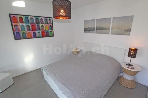 HolAp - Ferienwohnungen, Ferienhäuser im Tessin, Ascona, Locarno, Minusio, Orselina, Brione S.Minusio, Valle Maggia, Valle Verzasca, Gambarogno -  - H6612-439_camera