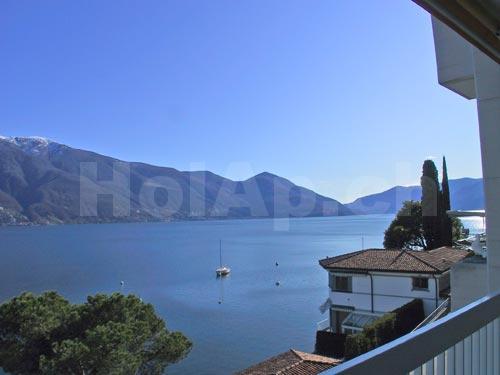 HolAp - Ferienwohnungen, Ferienhäuser im Tessin, Ascona, Locarno, Minusio, Orselina, Brione S.Minusio, Valle Maggia, Valle Verzasca, Gambarogno -  - H6612-65_vista1