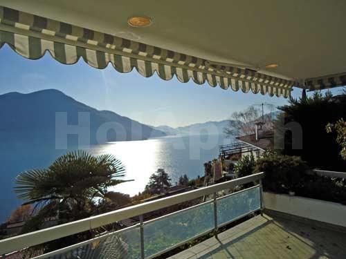 HolAp - Ferienwohnungen, Ferienhäuser im Tessin, Ascona, Locarno, Minusio, Orselina, Brione S.Minusio, Valle Maggia, Valle Verzasca, Gambarogno -  - H6614-357_vista2