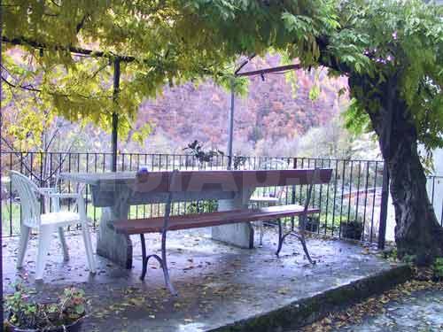 HolAp - Ferienwohnungen, Ferienhäuser im Tessin, Ascona, Locarno, Minusio, Orselina, Brione S.Minusio, Valle Maggia, Valle Verzasca, Gambarogno -  - H6671-99_pergola