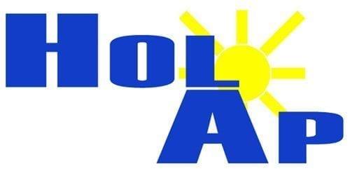 HolAp - Ferienwohnungen, Ferienhäuser im Tessin, Ascona, Locarno, Minusio, Orselina, Brione S.Minusio, Valle Maggia, Valle Verzasca, Gambarogno -  - HolAp_Logo