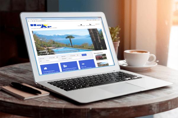 HolAp - Ferienwohnungen, Ferienhäuser im Tessin, Ascona, Locarno, Minusio, Orselina, Brione S.Minusio, Valle Maggia, Valle Verzasca, Gambarogno - pc-homepage